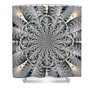 Frost Seal Shower Curtain