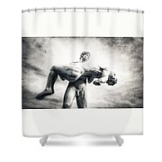 Frozen Rescue II Shower Curtain