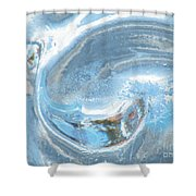Frozen Yang  Shower Curtain