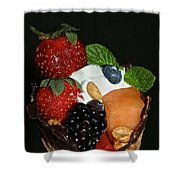 Fruit Flavor Shower Curtain