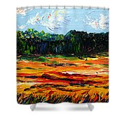 Fruition Shower Curtain