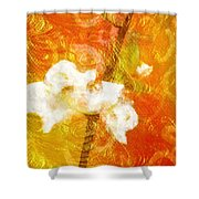 Fruits Of Love Shower Curtain