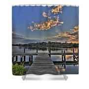 Ft Hamer Series - 4 Shower Curtain