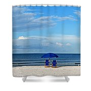 Ft Myers II Shower Curtain