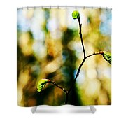 Full Of Life 6 Shower Curtain