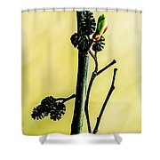 Full Of Live By Full Of Death Shower Curtain