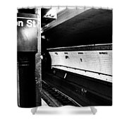 Fulton St Shower Curtain