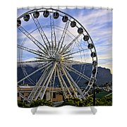 Fun In Cape Town Shower Curtain
