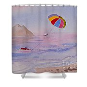 Fun In Mexico Shower Curtain