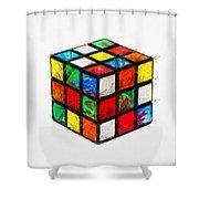 Fun Times Shower Curtain