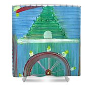 Funfair Shower Curtain