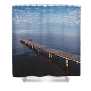 Fv2549, Mattthew Plexman Long Dock Out Shower Curtain