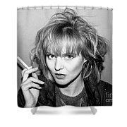 Gabby 1981 Shower Curtain