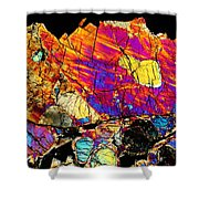 Galactic Divide Shower Curtain