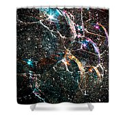 Starry Starry Night Shower Curtain