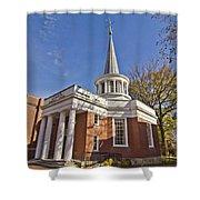 Galbreath Chapel Shower Curtain