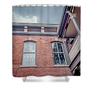 Galena's Architecture  Shower Curtain
