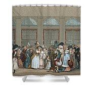 Galerie De Bois, C1740 Shower Curtain