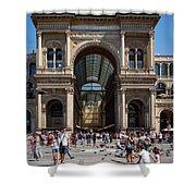 Galleria Vittorio Emanuele. Milan Shower Curtain