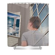Gallery 3 Shower Curtain