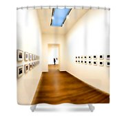 Gallery Eight Shower Curtain