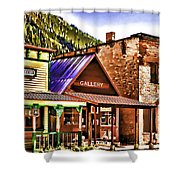 Gallery Shower Curtain