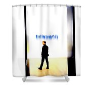 Gallery Six Shower Curtain