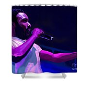 Gambino Is A Mastermind  Shower Curtain