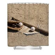 Game Time Shower Curtain