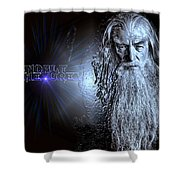 Gandalf The Grey Shower Curtain
