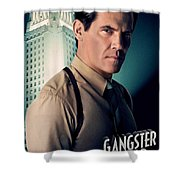 Gangster Squad Brolin Shower Curtain