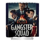 Gangster Squad Shower Curtain