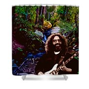 Garcia On Tam 3 Shower Curtain