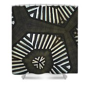 Garden Arbor Ipadography Kaleidoscope Phone Case Shower Curtain