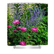Garden Delights Shower Curtain