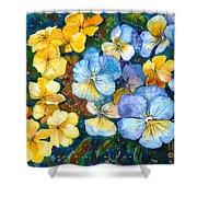 Garden Harmony Shower Curtain