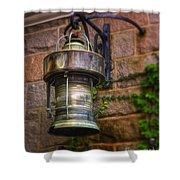Garden Light Shower Curtain