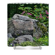 Garden Of Choice Shower Curtain