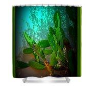 Garden Of Eden Light Shower Curtain