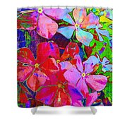 Garden Of Hope 001 Shower Curtain