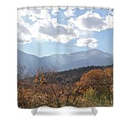 Garden Of The Gods 1 Shower Curtain