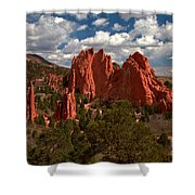 Garden Of The Gods Afternoon Shower Curtain