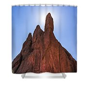 Garden Of The Gods - Colorado Springs Shower Curtain