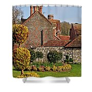 Garden Of Winchester Shower Curtain