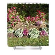 Garden Splender Shower Curtain
