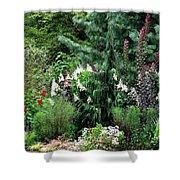 Garden Spread Shower Curtain