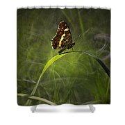 Garden Stories I Shower Curtain