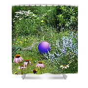 Garden Universe Shower Curtain