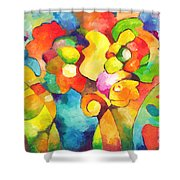 Garden Variety Shower Curtain