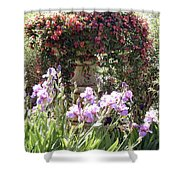 Gardens At Caesars Shower Curtain